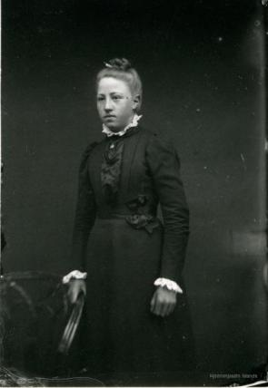 Hansína Björnsdóttir