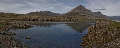 Teigarhorn - B+¦landstindur a